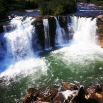 Lundbreck Falls, Ab